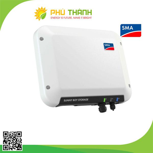 Inverter SMA SUNNY TRIPOWER 5000TL/10000TL/12000TL | Phú Thành