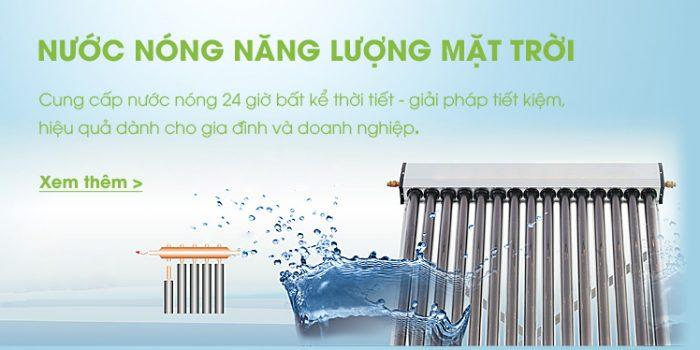 Nước nóng NLMT Banner